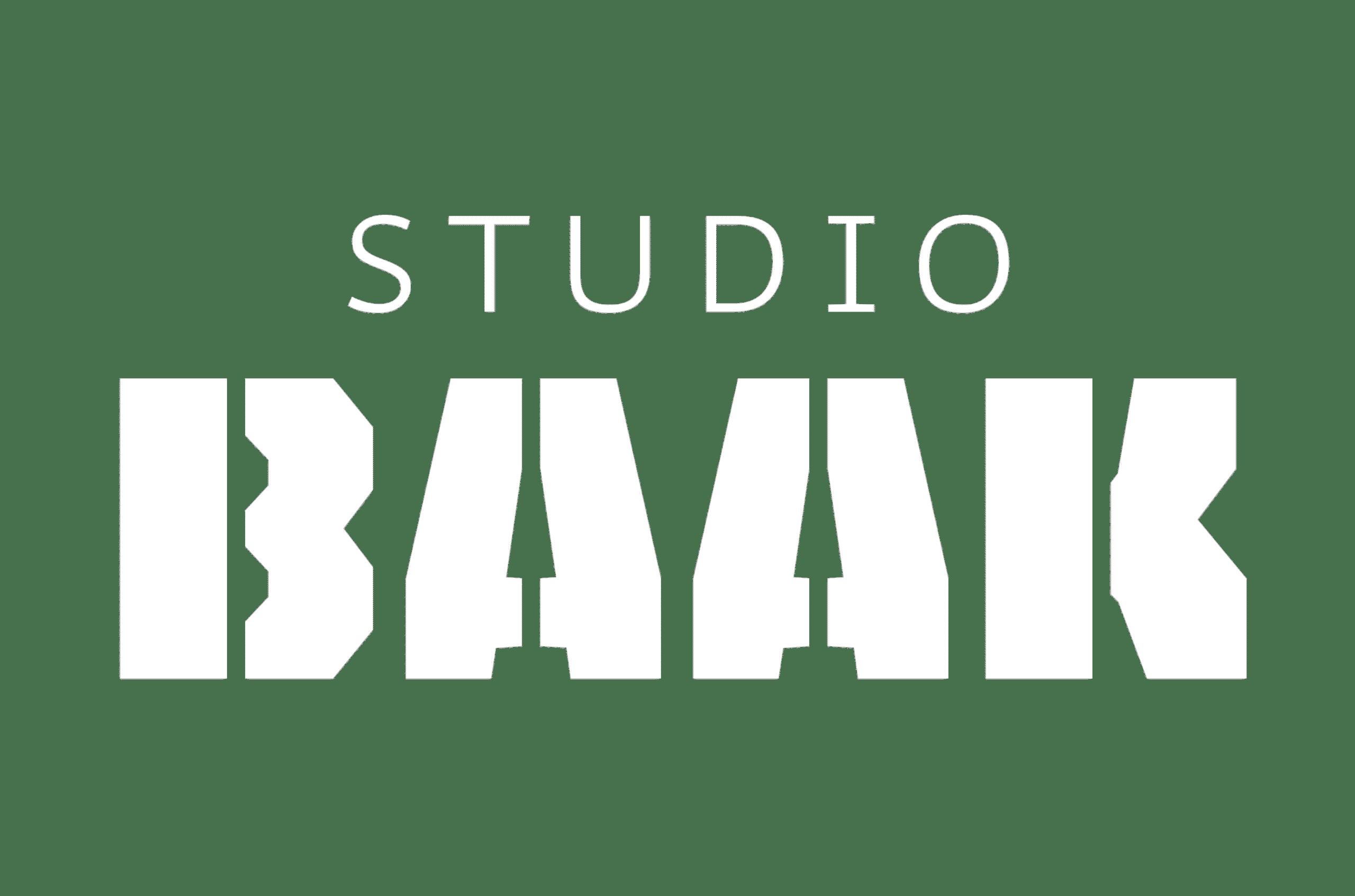logo studio baak