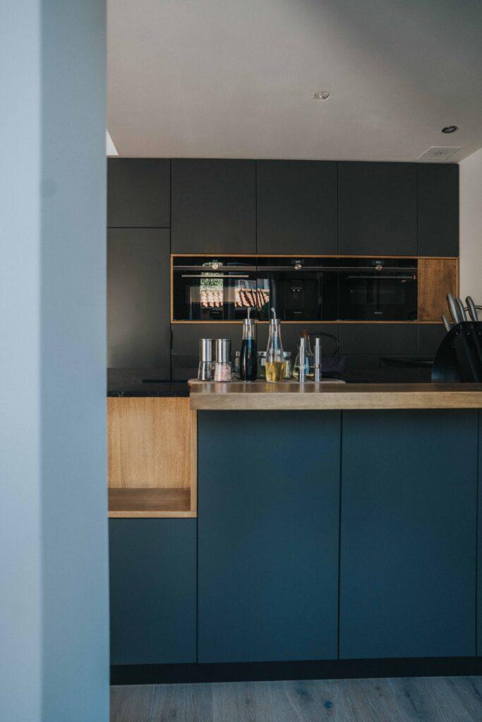 keuken interieur project van studio baak